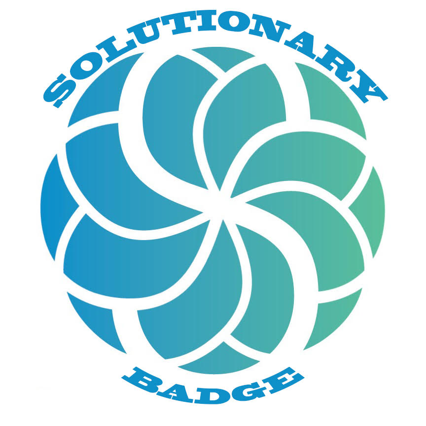 solutionary badge
